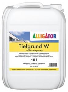 Tiefgrund W, 10,00 Liter, Alligator