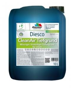 Diesco CleanAir Tiefgrund, Diessner