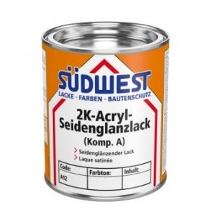 2K Acryl Seidenglanzlack, SÜDWEST