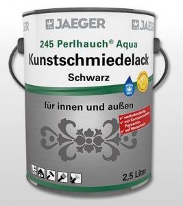 245 Perlhauch Aqua Kunstschmiedelack, JAEGER