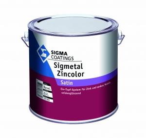 SIGMETAL ZINCOLOR 3 in 1, Sigma