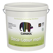 Capadecor DecoLasur Matt, Caparol