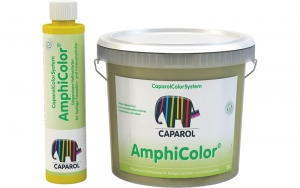 AmphiColor Vollton und Abtönfarbe, Caparol