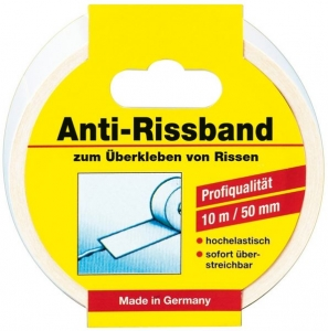 Anti Rissband, 10 m x 50 mm, Pufas