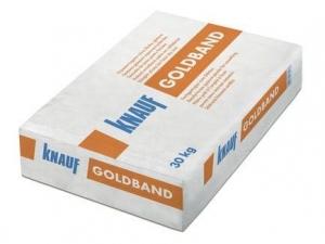 Goldband, Fertigputzgips Leicht, Knauf