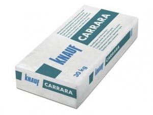 Carrara, Marmor Modellierputz, Knauf