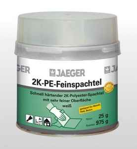 2K PE Feinspachtel 419, JAEGER