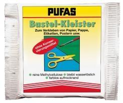 Bastelkleister, 50 g, Pufas