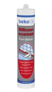 Silicon Acetat Acetatvernetzende Silicon-Dichtmasse, BEKO