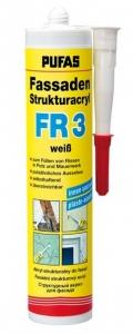 Fassaden Strukturacryl FR 3, Pufas