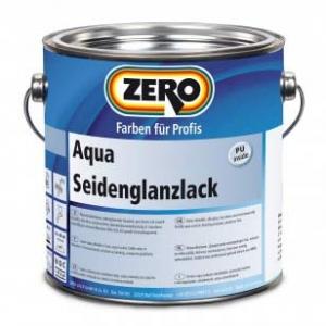 Aqua Seidenglanzlack, Zero