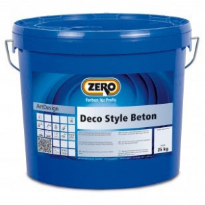 Deco Style Beton, Zero