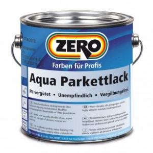 Aqua Parkettlack, Zero