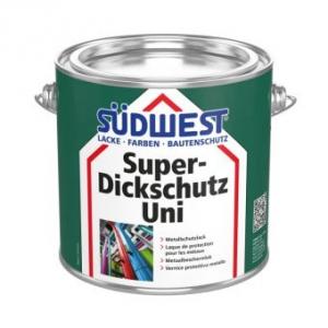 Super Dickschutz Uni, Südwest