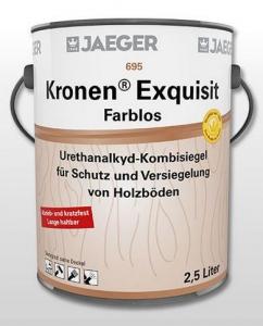 695 Kronen Exquisit, Parkettlack Holzsiegellack
