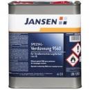 Spezialverdünnung für Straßenmarkierungsfarbe, Jansen