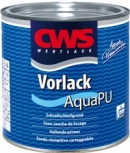CWS Vorlack Aqua PU, cd color