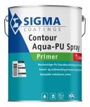 SIGMA Contour Aqua PU Spray Primer