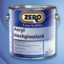 UV Transparentlasur SLF, Zero