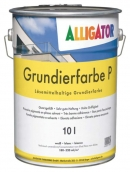 Grundierfarbe P, Alligator
