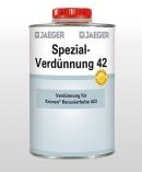 Spezial Verdünnung 42, Jäger