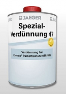 Spezial Verdünnung 47, Jäger, 1,00 Liter
