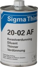 SIGMA Verdünnung 20 02 AF