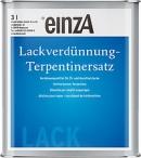 einzA Lackverdünnung Terpentinersatz