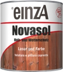 einzA Novasol Holz und Wetterschutz Lasur und Farbe
