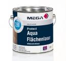Protect Aqua Flächenlasur Mittelschichtlasur 190, MEGA