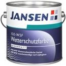 ISO WSF Wetterschutzfarbe, Jansen