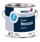 Classic Weisslack 101, MEGA, 2,50 Liter, weiss