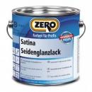 Satina Seidenglanzlack, Zero