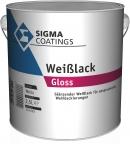SIGMA Weißlack Gloss