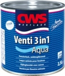 CWS Venti 3 in 1 Aqua, cd color