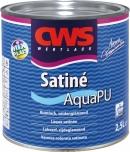 CWS Satiné Aqua PU, cd color
