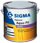 SIGMAVAR AquaPU Spray satin und gloss