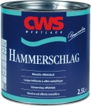 CWS Hammerschlag Lack, cd color