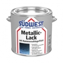 Metallic Lack mit Hammerschlag Effekt, Südwest