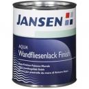 Aqua Wandfliesenlack Finish, Jansen