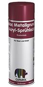 Capalac Metallgrund 783 Acryl Sprühlack, rotbraun, 400ml