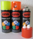 Signiersprays geruchsneutral, 400 ml, Spray Color