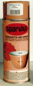 Terracotta Art Farbsprays, 400 ml