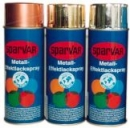 Metalleffekt Farbsprays, Spray Color