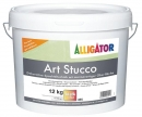 Art Stucco, Alligator