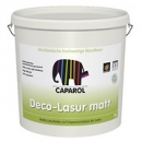 Capadecor DecoLasur Matt, Caparol