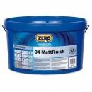 Q4 MattFinish, Zero Farben und Lacke