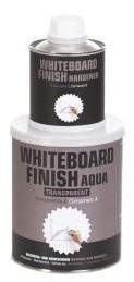 Milacor Whiteboard Finish Aqua, transparent