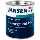 Sperr und Isoliergrund HS, Jansen