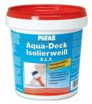 Aqua Deck Isolierweiß ELF, Pufas